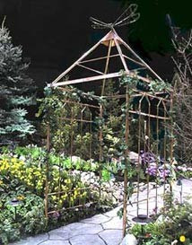 This Next Set Of Pictures Is Of Arbors And Trellises I Admire And Hope To  Make.
